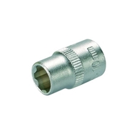 Steckschlüssel-Einsatz 6,3 (1/4), Super Lock, 9 mm
