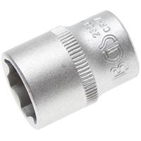 Steckschlüssel-Einsatz 6,3 (1/4), Super Lock, 13 mm