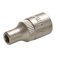 """Steckschlüssel-Einsatz """"Pro Torque®"""" 6,3 (1/4), 4 mm"""