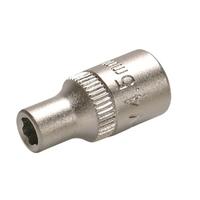 """Steckschlüssel-Einsatz """"Pro Torque®"""" 6,3 (1/4), 4,5 mm"""