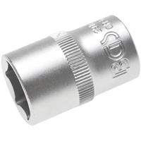 Steckschlüssel-Einsatz, 12,5 (1/2), Pro Torque®, 17 mm