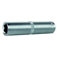 Steckschlüssel-Einsatz 6,3 (1/4), Super Lock, tief, 5 mm