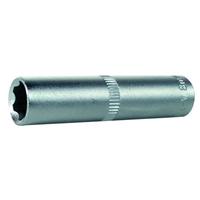 Steckschlüssel-Einsatz 6,3 (1/4), Super Lock, tief, 9 mm
