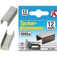 Klammern á 1000 Stück, 12 mm