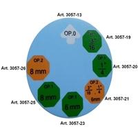 Pressdorn OP1, 6 mm für BGS 3057