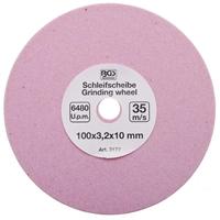 """Schleifscheibe 100x3,2x10 mm (6,3 (1/4), 0,325"""" und 10 (3/8)) für Art. 3180"""