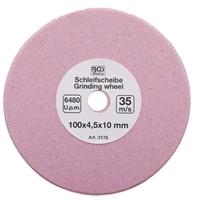 """Schleifscheibe 100x4,5x10 mm (10 (3/8)+0,404"""") für Art. 3180"""