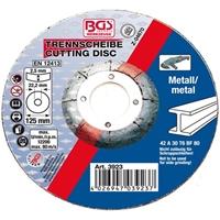 Trennscheibe für Metall 125 x 2,5 mm, Typ 42