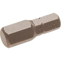 Innen-6-kant Bit 10 mm, 30 mm lang, 8 (5/16) Antrieb