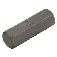Innen-6-kant-Bit, 30 mm lang, 10 mm, 10 (3/8)