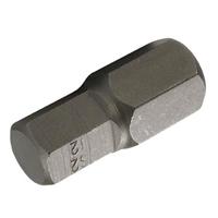 Innen-6-kant-Bit, 30 mm lang, 12 mm, 10 (3/8)