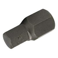 Innen-6-kant-Bit, 30 mm kurz, 14 mm, 10 (3/8)