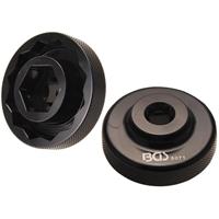 Achsmuttern-Einsatz für Ducati, 55 / 28 mm