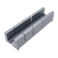 Kunststoff-Gehrungslade, 245x67x48 mm