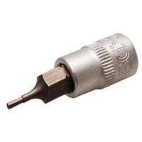 Bit-Einsatz 6,3 (1/4), Innen-6-kant, 1,5 mm