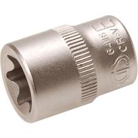Steckschlüssel-Einsatz für E-Profil, E16, 10 (3/8)