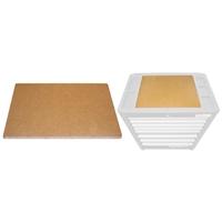 MDF-Holzplatteneinsatz für Werkstattwagen Profi Art. 4111