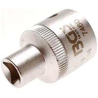 Dreikant-Einsatz für Pfostenschlösser, M5 (8 mm)