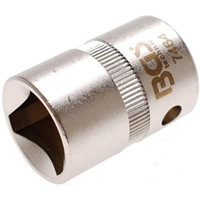 Dreikant-Einsatz für Pfostenschlösser, M12 (16,5 mm)