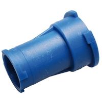 Verbinder R123/R125 für Art. 8027/8098, blau