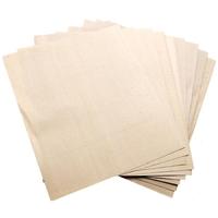 Schleifpapier-Satz, 230x280 mm, 10-tlg.
