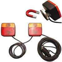 Anhänger-Lampen mit Magnethalter