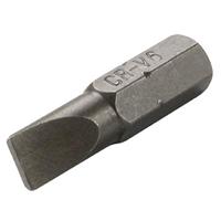Bit Schlitz 7 mm, 6,3 (1/4)