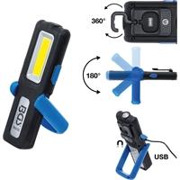 COB-LED Arbeits-Leuchte | klappbar
