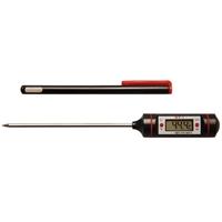 Digital-Thermometer mit Edelstahl-Messsonde