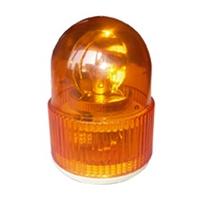 Signal / Warnlampe, gelbes Licht, H1 Birne