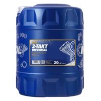 MANNOL 2-Takt Universal Motorradöl API TC 20 Liter