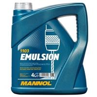 MANNOL Emulsion Kühlschmiermittel Fluid 4 Liter