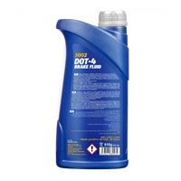MANNOL 3002 Brake Fluid DOT-4, 910g (0,91 Liter)