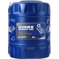 Mannol Automatic Plus ATF Dexron 3, 20 Liter