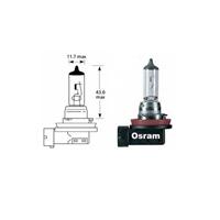 2 Stück Original H11 Osram 64211 12 Volt 55 Watt