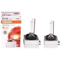 2x Osram Xenon Brenner Scheinwerferlampe D1S - 4300K