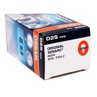 2x Osram Xenon Brenner Scheinwerferlampe D2S - 4200K