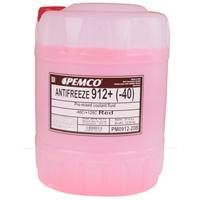 PEMCO Antifreeze 912+ (-40), 20 Liter G12+ ROT