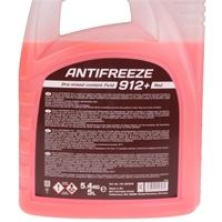 PEMCO Antifreeze 912+ (-40), 5 Liter G12+ ROT