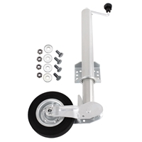 TECPO Anhänger Stützrad Automatik 60 mm, 400 kg