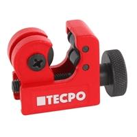 TECPO Rohr Biegezange für Rohr Durchmesser 3, 4.75, 6 mm + Rohrabschneider 3-16 mm