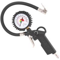 Druckluft Set Ausblaspistolen Satz mit Reifenfüller + Spiralschlauch