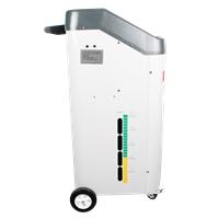 ATF Automatikgetriebeöl Spülgerät mit Touchscreen