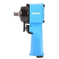 TECPO Druckluft Werkzeug Paket mit Steckschlüssel und Reifenfüller