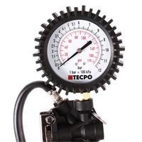 TECPO Druckluft Reifenfüller 0-12 Bar, 0-170 PSI