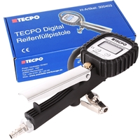 TECPO Digitaler Reifenfüllpistole, 0-10 Bar