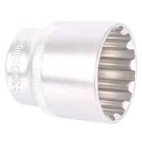 "TECPO Universal Steckschlüssel-Satz, SW 8-32 mm, E10-E24, 5/16-1-1/4"", 19-teilig"