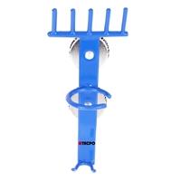 Druckluft Werkzeug Magnethalter für Hebebühne + AKKU Werkstattlampe 500 Lumen, magnetisch