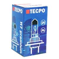 1x TECPO H7 Glühbirne 12V 55W - PX26d