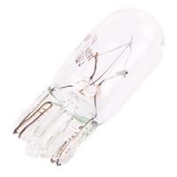 TECPO Glassockel 12V 5W - W5W, 10-teilig